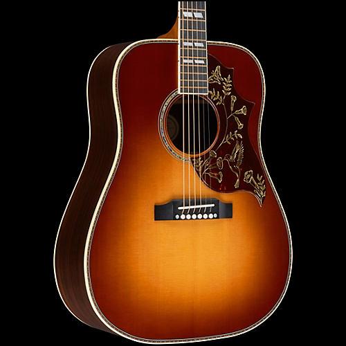 Gibson Hummingbird Deluxe Acoustic-Electric Guitar