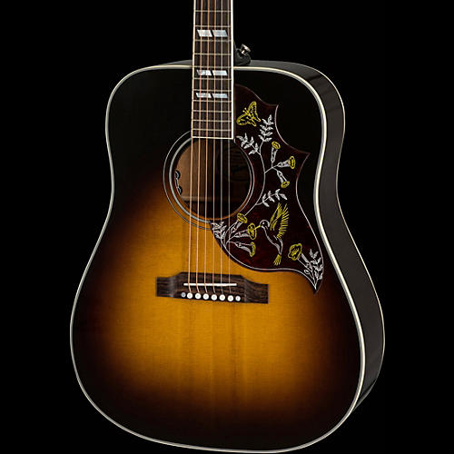 Gibson Hummingbird Limited Custom Acoustic-Electric Guitar