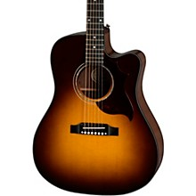 Hummingbird Modern Acoustic-Electric Guitar Walnut Burst