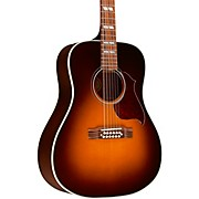 Hummingbird Pro Limited Edition 12-String Acoustic-Electric Guitar Vintage Sunburst