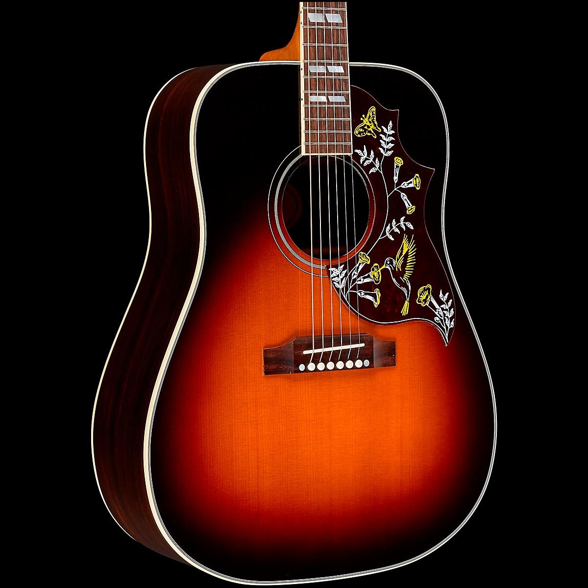 Gibson Hummingbird Rosewood Acoustic-Electric Guitar