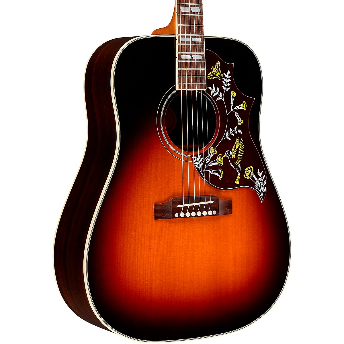 Gibson Hummingbird Rosewood Acoustic-Electric Guitar