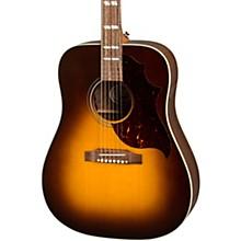 Hummingbird Studio Walnut Acoustic-Electric Guitar Walnut Burst