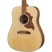 Hummingbird Sustainable Acoustic-Electric Guitar Antique Natural
