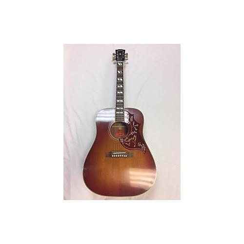 used gibson hummingbird vintage acoustic guitar guitar center. Black Bedroom Furniture Sets. Home Design Ideas
