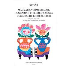 Editio Musica Budapest Hungarian Children's Songs EMB Series