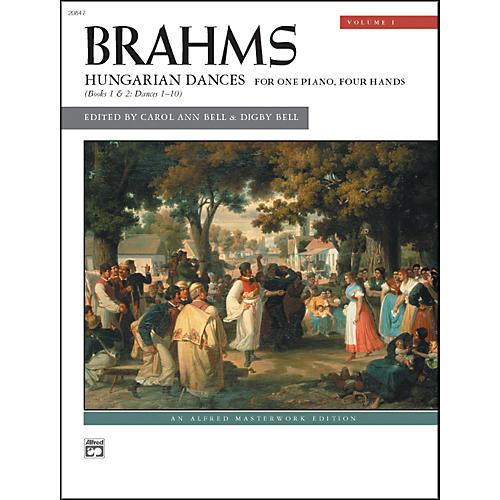 Alfred Hungarian Dances Volume 1