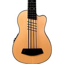 Kala Hutch Hutchinson Signature Acoustic-Electric U-Bass Level 1 Natural