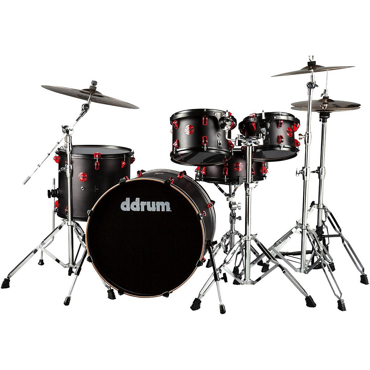ddrum Hybrid 5-Piece Player Shell Pack