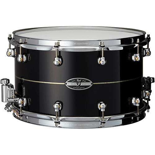 Pearl B4514 Snare Drum : pearl hybrid exotic kapur fiberglass snare drum guitar center ~ Vivirlamusica.com Haus und Dekorationen