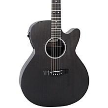 Hybrid Series H-WS1000N2 Deep Body Cutaway Acoustic-Electric Guitar Level 2 Black 190839635778
