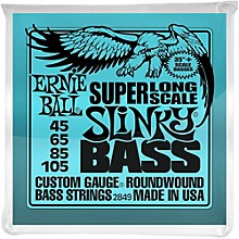 Ernie Ball Hybrid Slinky Bass Strings Super Long Scale Level 1