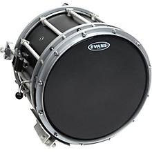 Evans Hybrid-Soft Marching Snare Drum Batter Head Black Level 1 13 in.