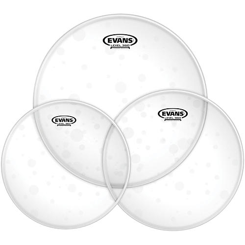 Evans Hydraulic Glass 12/13/16 Standard Drum Head Pack