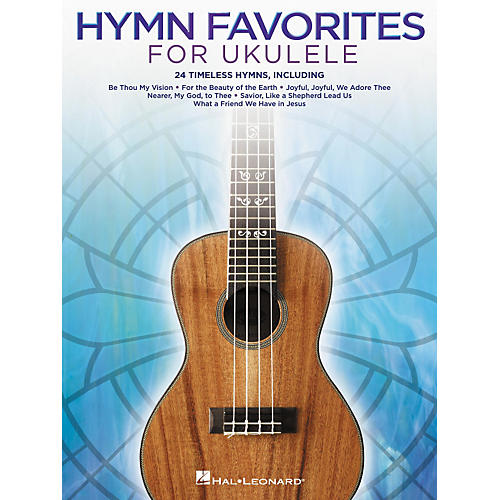 Hal Leonard Hymn Favorites For Ukulele