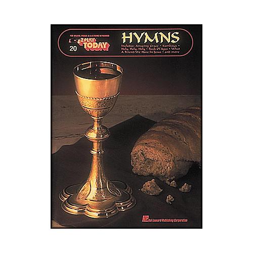 Hal Leonard Hymns E-Z Play 20