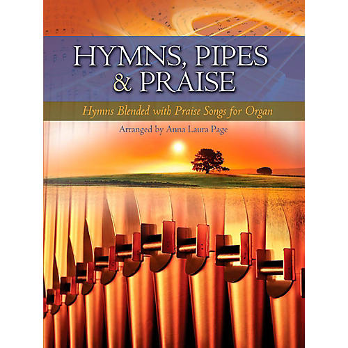 Alfred Hymns, Pipes and Praise for Organ Book