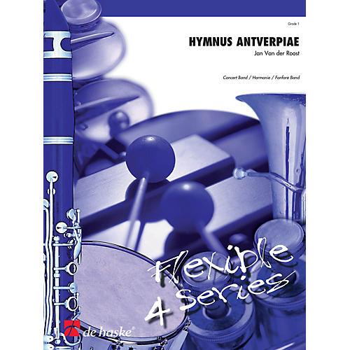 Hal Leonard Hymnus Antverpiae Score Only Concert Band