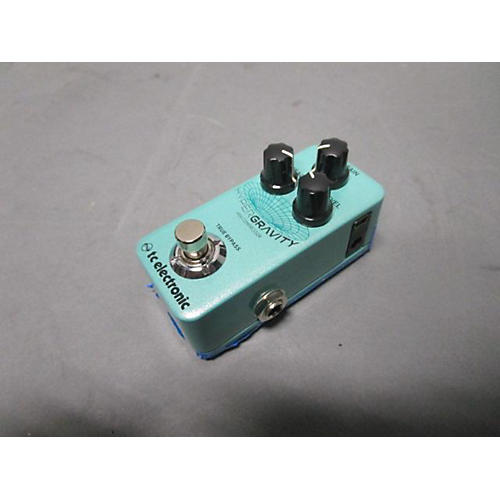 TC Electronic Hyper Gravity Mini Compressor Effect Pedal
