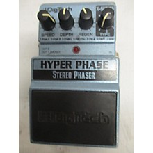 Digitech Hyper Phase Effect Pedal
