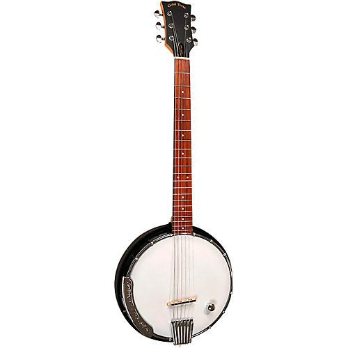 Gold Tone I-AC-6+ Composite Resonator Acoustic-Electric 6-String Banjitar