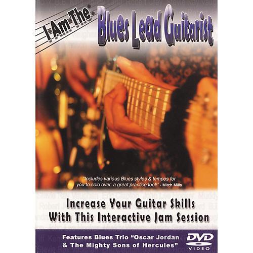 Hal Leonard I Am The Blues Lead Guitarist DVD
