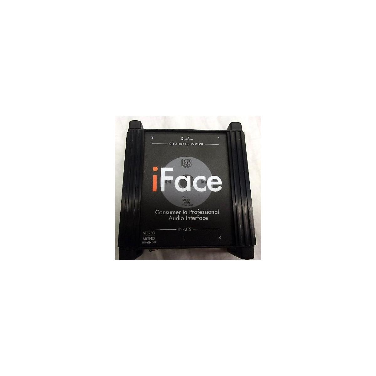 Pro Co I Face Direct Box