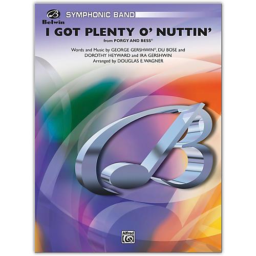 BELWIN I Got Plenty o' Nuttin' 4 (Medium)