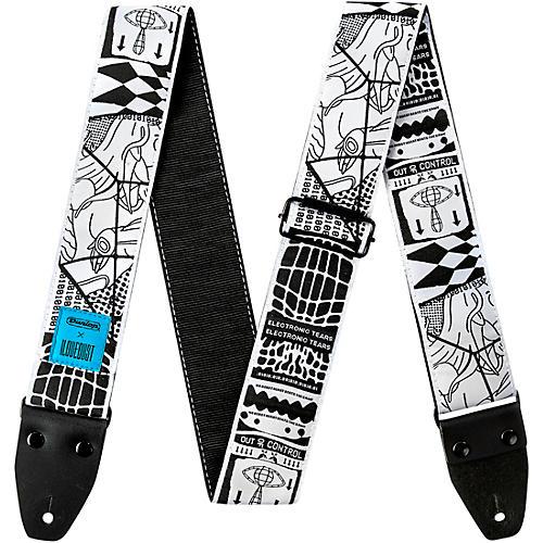 Dunlop I Love Dust Guitar Strap