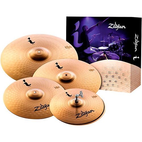 zildjian i series 14 39 16 18 20 pro gig cymbal set guitar center. Black Bedroom Furniture Sets. Home Design Ideas