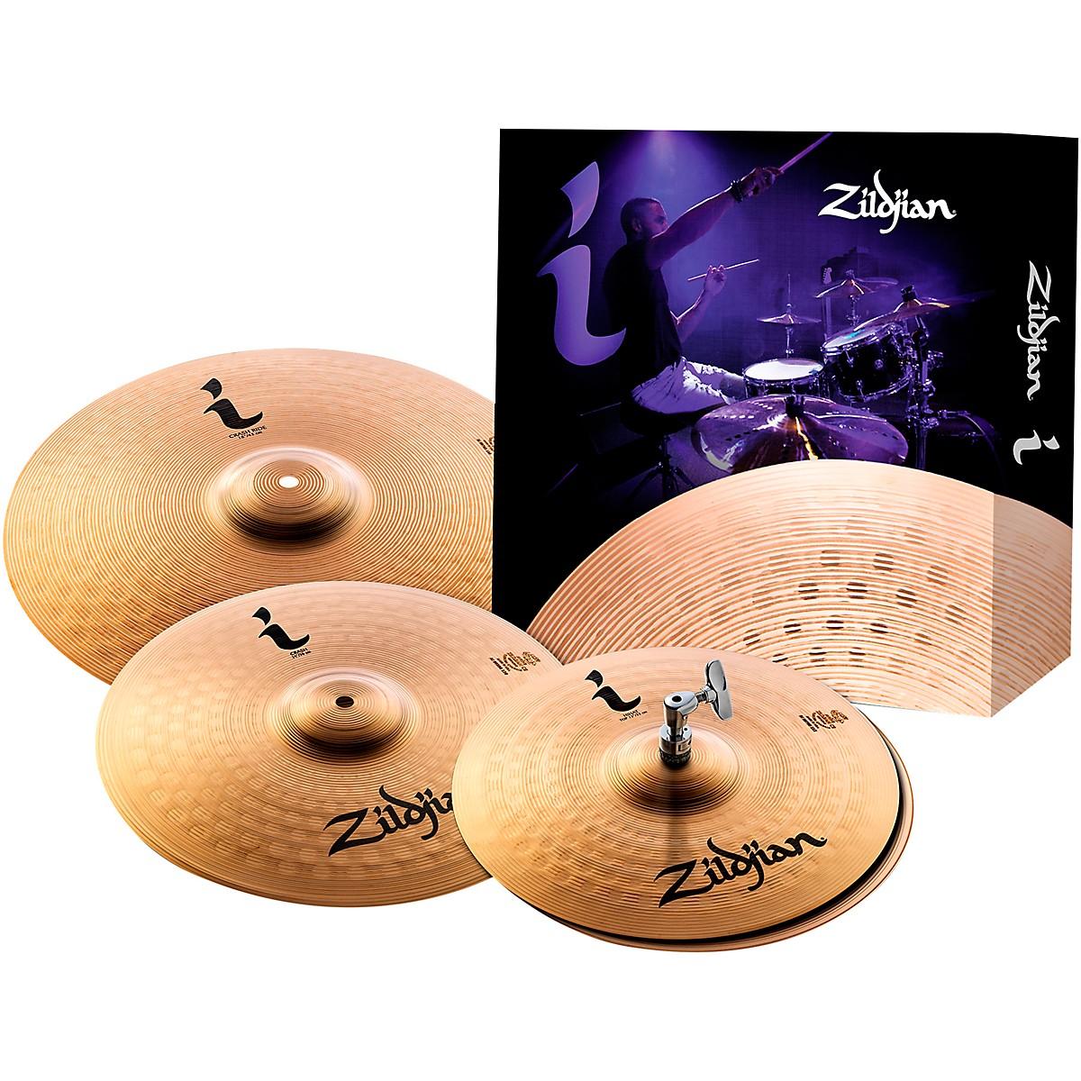 Zildjian I Series Essentials Plus Cymbal Pack