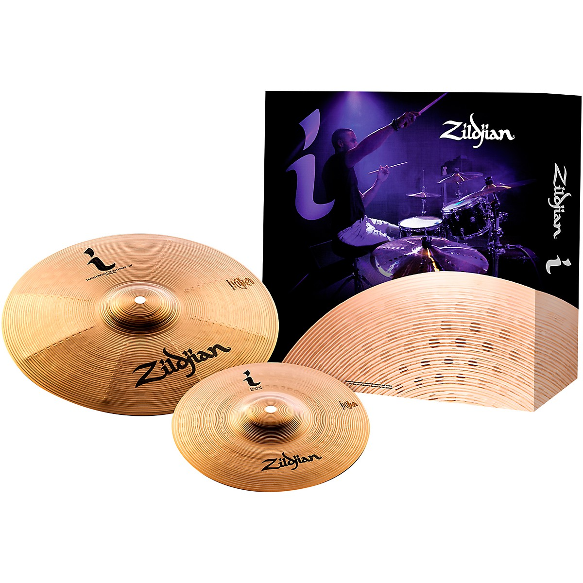 Zildjian I Series Expression Cymbal Pack 1A