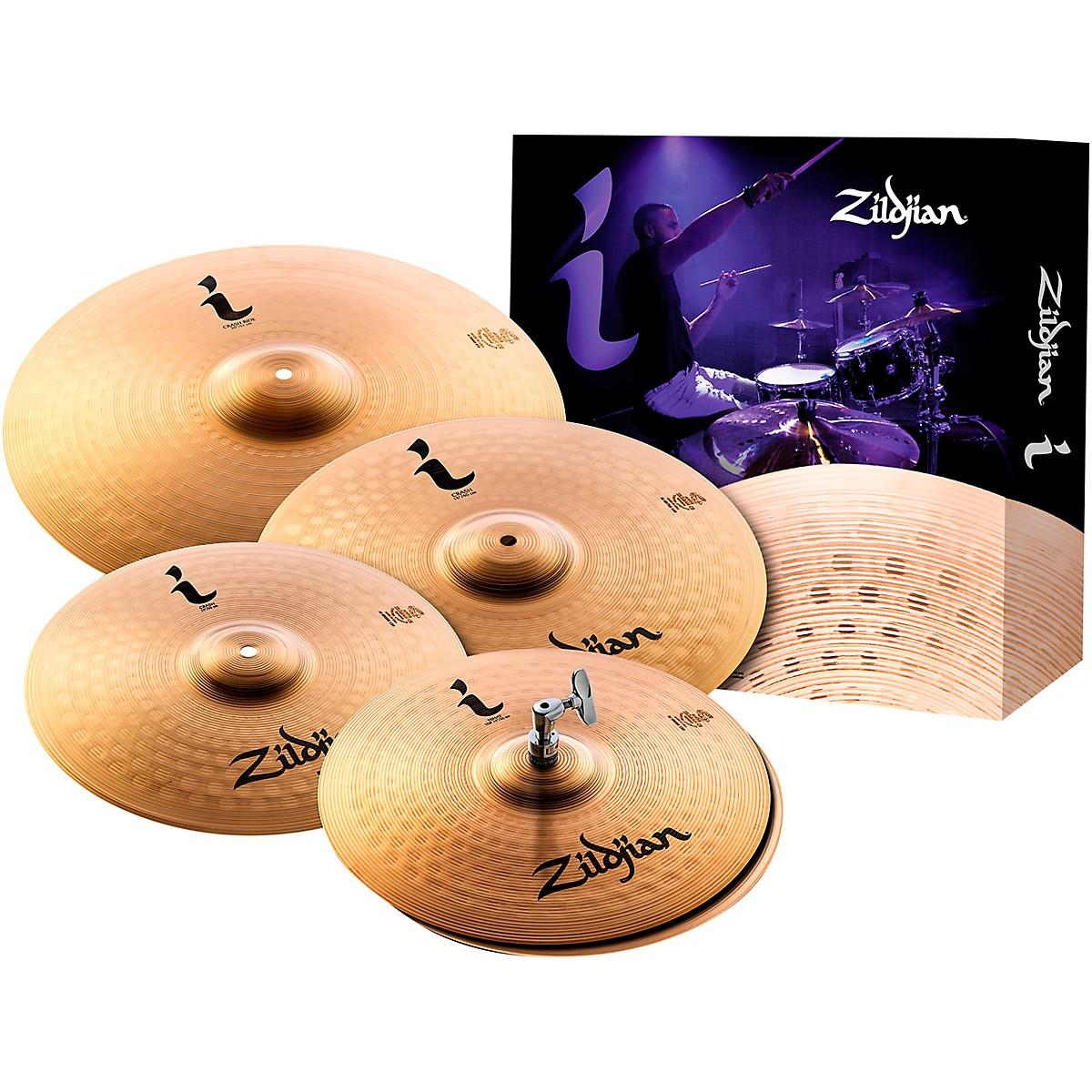 Zildjian I Series Pro Cymbal 5 Pack