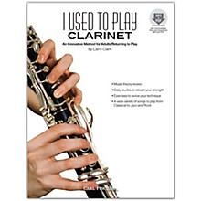 Carl Fischer I Used to Play Clarinet (Book/Online Audio)