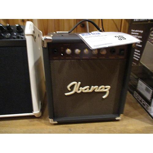 used ibanez ibz 10a acoustic guitar combo amp guitar center. Black Bedroom Furniture Sets. Home Design Ideas