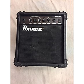 used ibanez ibz10b 1x6 5 10w bass combo amp guitar center. Black Bedroom Furniture Sets. Home Design Ideas