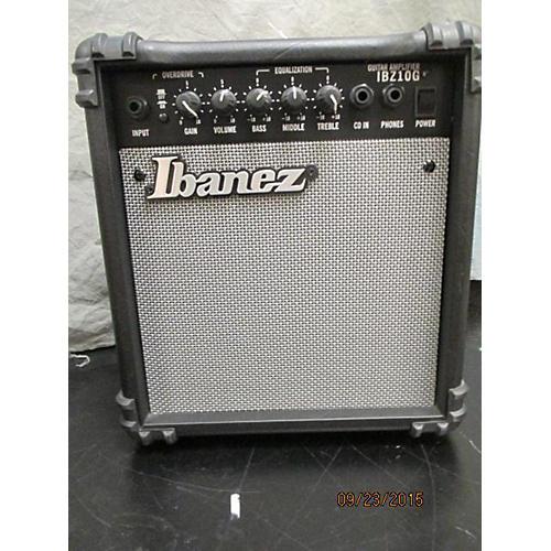 Ibanez IBZ10G Tone Blaster 1X6.5 10W Black Guitar Combo Amp
