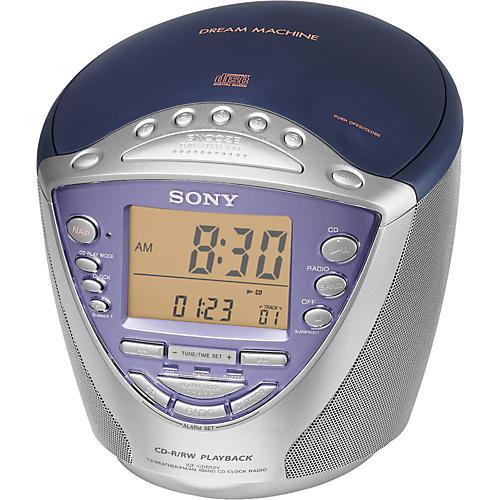 Sony ICF-CD853V Stereo Dream Machine