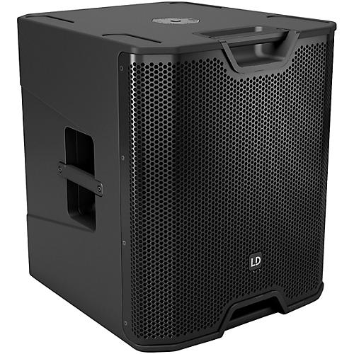 LD Systems ICOA SUB 15A 1,600W Powered 15 in. Subwoofer