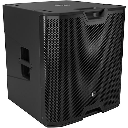 LD Systems ICOA SUB 18A 2,400W Powered 18 in. Subwoofer