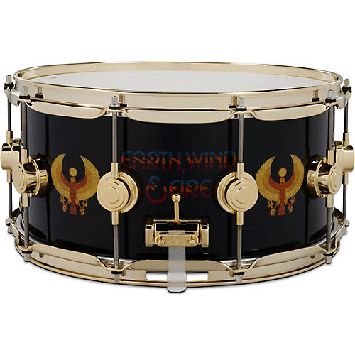 DW ICON ALL-ACCESS Earth, Wind and Fire Snare Drum