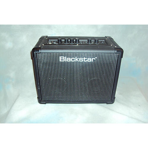 Blackstar ID:Core 10W 2X5 Black Guitar Combo Amp