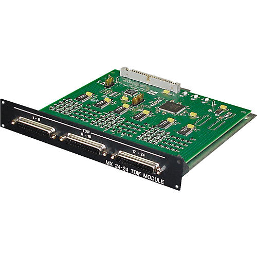 Tascam IF-TD24 TDIF Digital I/O Expansion Module for MX2424