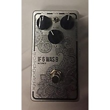 SolidGoldFX IF6 Was9 Effect Pedal