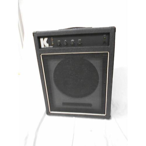 Kustom II BASS AMP Bass Combo Amp