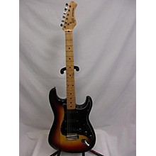 Hondo II PROFESSIONAL Solid Body Electric Guitar