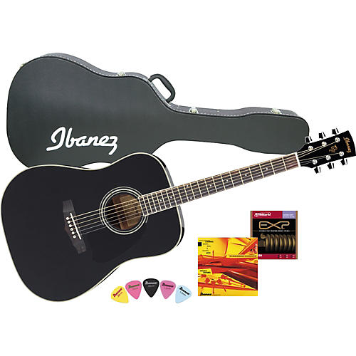 Ibanez IJP5S Acoustic Guitar Pack