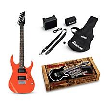IJRG220Z Electric Guitar Package Orange