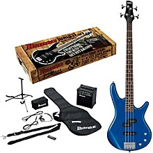 IJXB150B Jumpstart Bass Package Starlight Blue