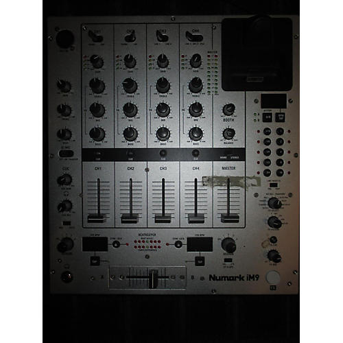 Numark IM9 DJ Mixer